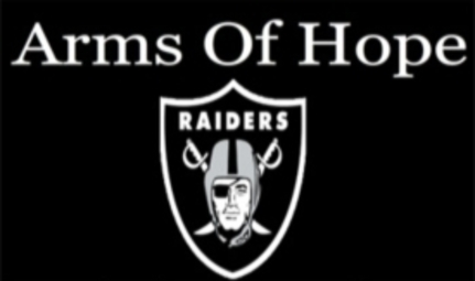 arms of hope raiders logo